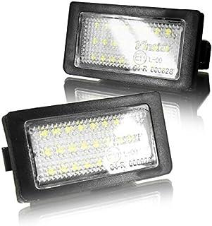 Suchergebnis Auf Für Mercedes W211 Xenon Kennzeichenbeleuchtung Leuchten Leuchtenteile Auto Motorrad