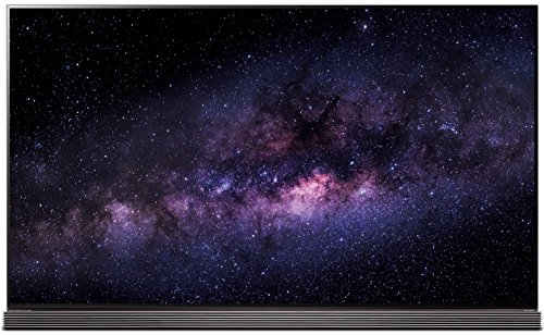 LG Electronics SIGNATURE OLED65G6P Flat 65-Inch 4K Ultra HD Smart OLED TV (2016 Model)