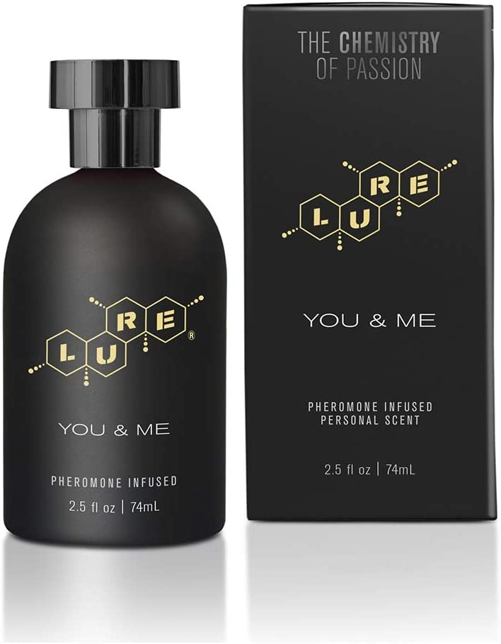Topco Lure Black Label You and Pheromone Max 90% OFF Infused Sce SALENEW very popular Me Personal