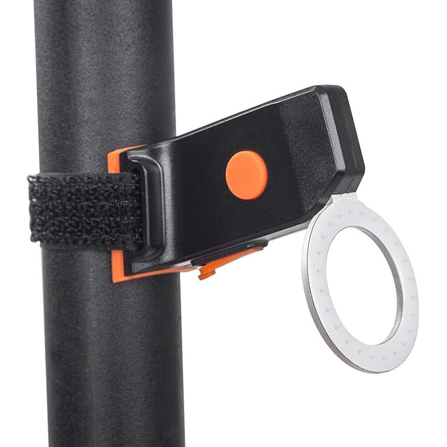 寛大なジャンクション王室Asuwish 自転車 テールライト USB充電式 自転車用 セーフティーライト 5つ点灯モード 軽量小型 IPX4 防水防塵 高輝度LEDライト 夜間走行 一年保証