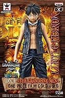 ワンピース DXF THE GRANDLINE MEN ONE PIECE FILM GOLD vol.6【ルフィ】