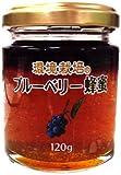 信州自然王国 環境栽培 ブルーベリー蜂蜜 120g
