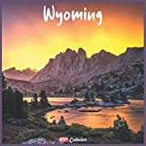 Wyoming 2021 Calendar: Official Wyoming Wall Calendar 2021, 18 Months