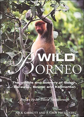 Wild Borneo: The Wildlife and Scenery of Sabah, Sarawak, Brunei, and Kalimantan (The MIT Press)