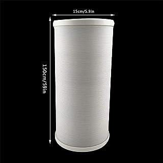 Para aire acondicionado Midea Manguera de escape portátil, aire acondicionado de habitación flexible universal Reemplazo de ventilación de CA Kit de tubo-ventana Accesorios de extensión-1.5 /2m largo
