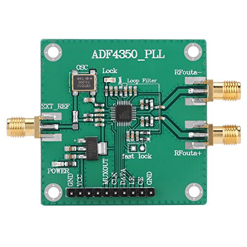 Frequenzsynthesizer - Hochleistungs-Frequenzsynthesizer ADF4350 Development Board mit 137M-4,4 GHz HF-Signalquelle