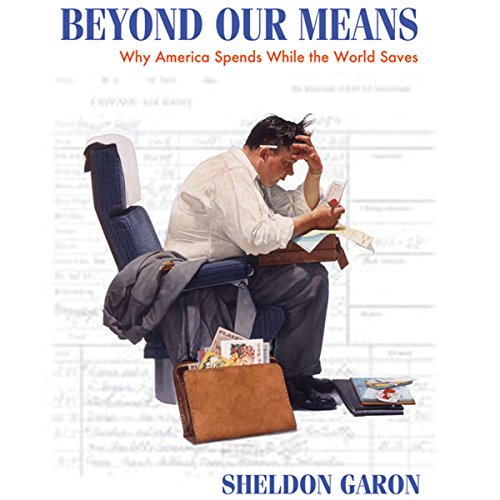 Beyond Our Means audiobook cover art