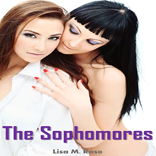 The Sophomores audiobook cover art