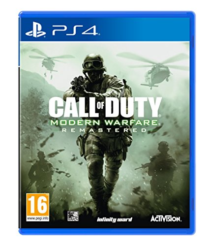 Activision Call of Duty 4: Modern Warfare Spiele - Remastered PS4