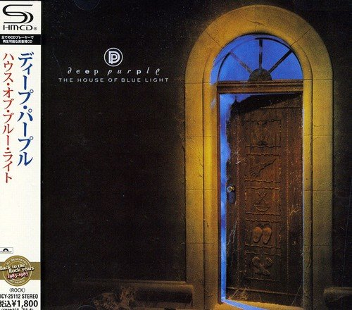 Deep Purple: House of Blue Light (Audio CD)