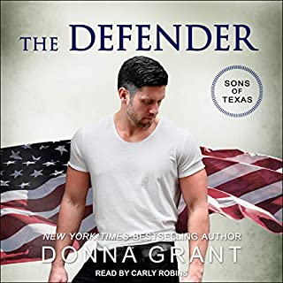 The Defender cover art