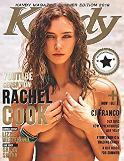 KANDY Magazine Summer Edition 2019: YouTube Sensation Rachel Cook
