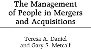The Management of People in Mergers and Acquisitions
