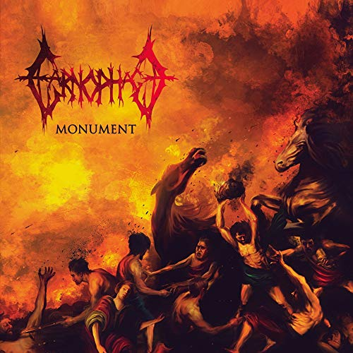 Carnophage: Monument (Audio CD)