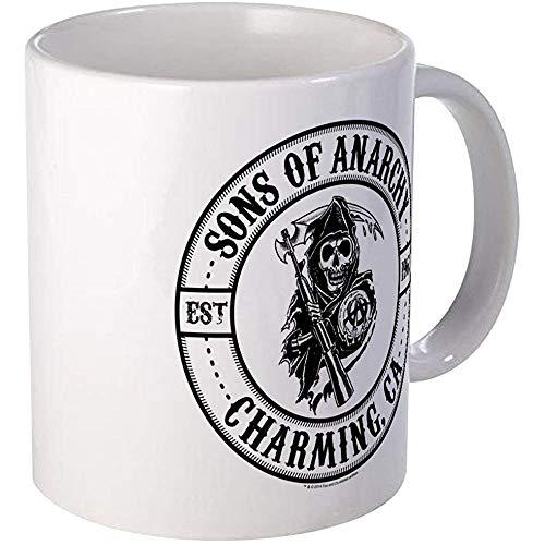 Soa Charming Mug Taza de café única Taza de café