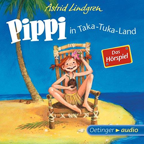 Pippi in Taka-Tuka-Land cover art