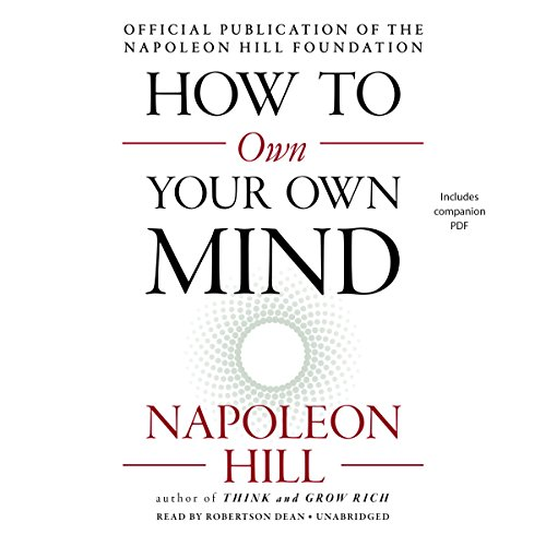 Page de couverture de How to Own Your Own Mind