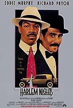 Harlem Nights Movie Poster (27 x 40 Inches - 69cm x 102cm) (1989) -(Eddie Murphy)(Richard Pryor)(Redd Foxx)(Danny Aiello)(Jasmine Guy)(Michael Lerner)