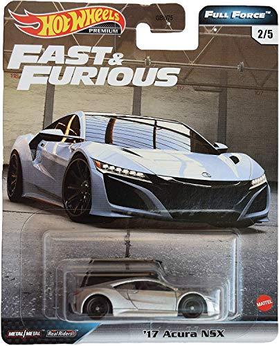 Mattel Hot Wheels Fast & Furious Full Force