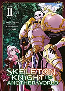 Skeleton Knight in Another World Edition simple Tome 2