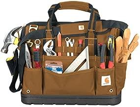 Carhartt Legacy Tool Bag 16-Inch w/ Molded Base, Carhartt Brown