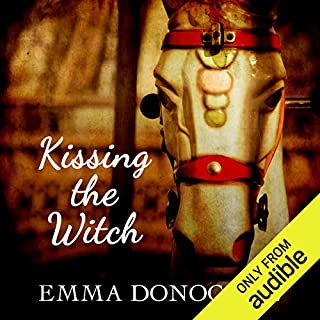 Kissing the Witch audiobook cover art