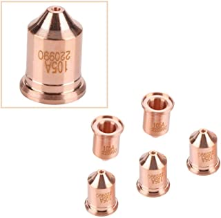 Akozon 5pcs pointes de fer /à souder /à gaz pointe /à souder astuce Kit de fer /à souder /à gaz coupe-mousse /électrique Pointes /à souder Accessoires de soudage