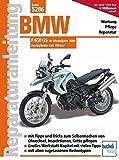 BMW F 650 GS ab Modelljahr 2008: Zweizylinder mit 798cm³ (Reparaturanleitungen)