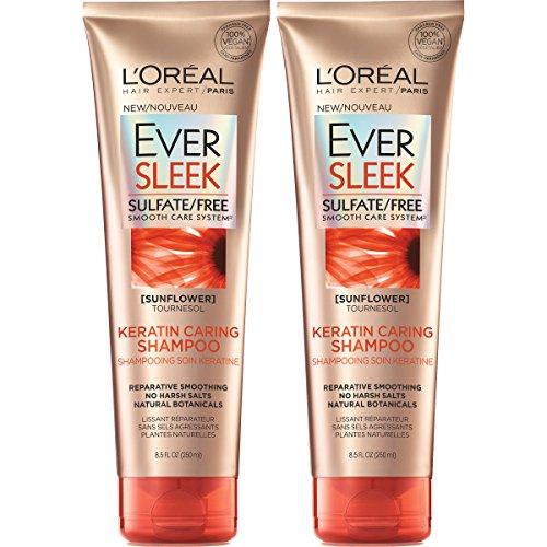 LOreal EverSleek Sulfatefree Shampoo