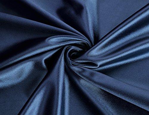 MUXXN Women's Gorgeous Vintage Mermaid Dress Wedding Gown (Blue XL)