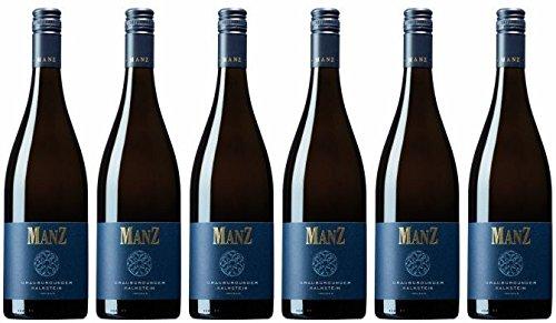 2020 Weingut Manz Grauburgunder Kalkstein trocken (6x0,75l)