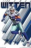 Dallas Cowboys - Jason Witten 2015 Poster Drucken (55,88 x