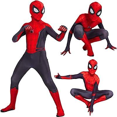Aodai Kids Halloween Costume Superhero Costume -Suits Kids Halloween Cosplay Costumes from