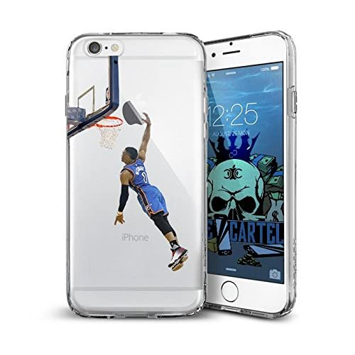 pretty nice aed19 c88b7 Russell Westbrook Phone Case: Amazon.com