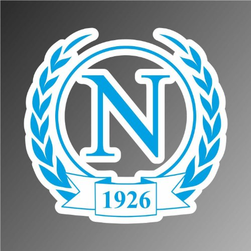 Graphic-lab Adesivo Napoli N5 ultras serie A Champions League football
