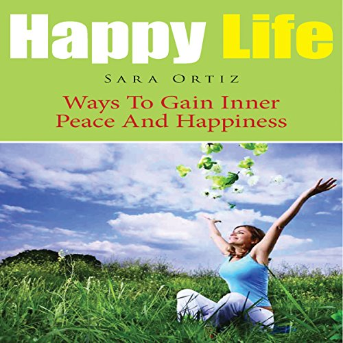 Happy Life audiobook cover art