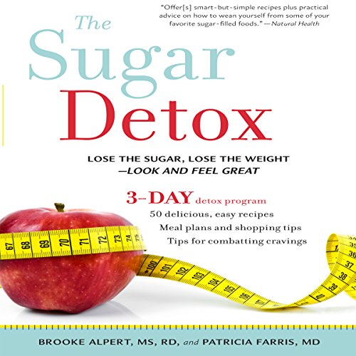 The Sugar Detox audiobook cover art