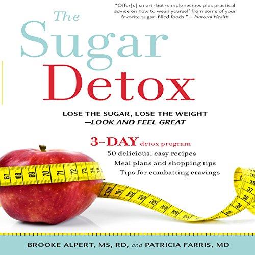 The Sugar Detox cover art