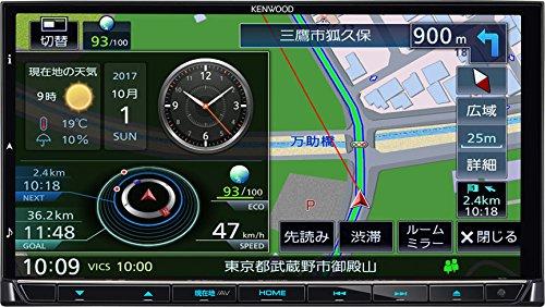 ケンウッド(KENWOOD)  彩速ナビ MDV-M705
