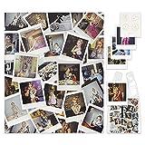 BLACKPINK ROSE [-R-] PHOTOBOOK Special Edition (Pre-Order Benefit) 204p Photobook + Photo Card + Sticker + Instax Photo Film + Clear Bag