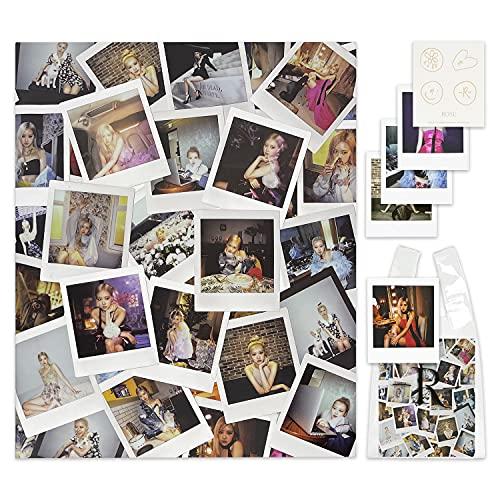 BLACKPINK ROSE [-R-] PHOTOBOOK Special Edition (Pre-Order Benefit) 204p Photobook +...
