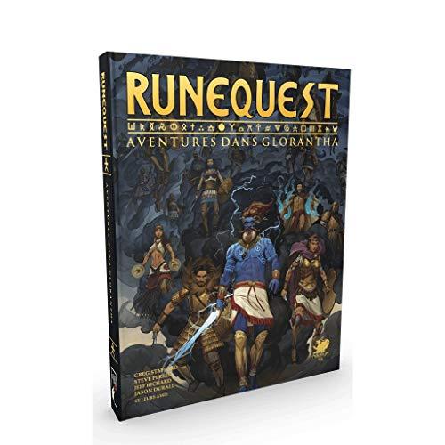 Runequest – Aventuras en Glorantha – Versión francesa