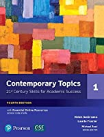 Contemporary Topics Level 1 (4E) Student Book with Essential Online Resource