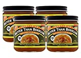 Better Than Bouillon Vegetarian No Chicken Base, Made with Seasoned Vegetables,...