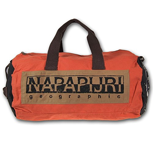 NAPAPIJRI Saharian Big Duffle Block Color