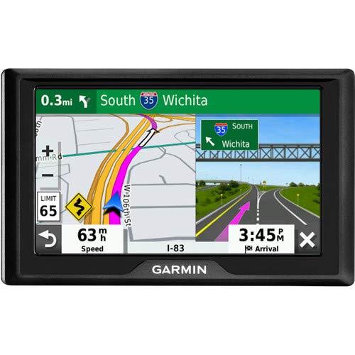 Garmin Drive 52 USA + Can GPS Vehicle Navigation System, Tripadvisor & Driver Alerts (Renewed)