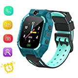 Kids Smart Watch GPS Tracker - Boys Girls for 3-12 Year...