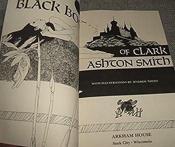 Paperback The black book of Clark Ashton Smith Book