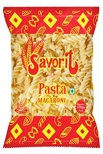 Savorit Popular Spiral Pasta 500g