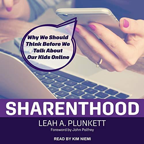 Sharenthood audiobook cover art